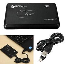 125Khz USB RFID Contactless Proximity Sensor Smart ID Card Reader EM4100