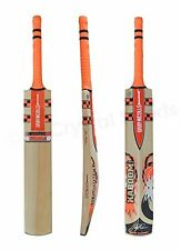 Gray Nicolls Kaboom Warner GN 4.5 English Willow Cricket Bat (Size- SH)