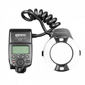 Kenro KFL201N Macro Ring Flash for Nikon