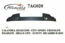 GRIGLIA PARAURTI AIXAM CITY SPOILER ANTERIORE 7AG020 CALANDRA