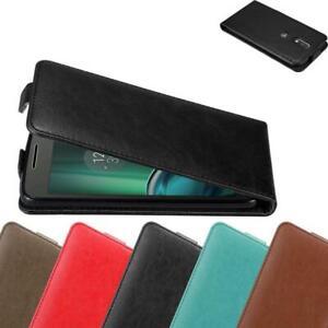 Case for Motorola MOTO G4 / G4 PLUS Protective FLIP Magnetic Phone Cover Etui