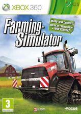 Farming Simulator 2013 Xbox 360 * NEW SEALED PAL *