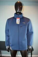 NWT Mens North Face Thermal 3D Jacket sz L Shady blue  heather full zip coat