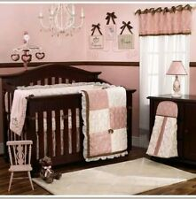 CoCalo Daniella Luxury Infant Baby Bedding Nursery Crib Quilted Diaper Stacker