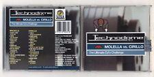 Cd TECHNODOME MOLELLA vs CIRILLO The ultimate DJ's challenge Cocorico' 1999