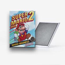 Super Mario Bros. 2 NES Nintendo Refrigerator Magnet 2x3