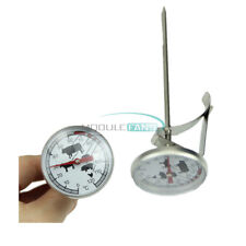 Stainless Steel Confirm Read Thermometer Probe BBQ Cooking Food Meat Gauge