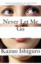 Never Let Me Go by Kazuo Ishiguro Paperback Book (English)