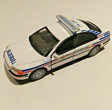 VOLVO S60 LOGREGLAN 2000 POLIZIA (IS) HONGWELL 1/43