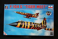 YB023 ESCI 1/72 maquette avion 9013 F-104 G Tiger Meet