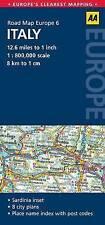 Italy Folding Maps