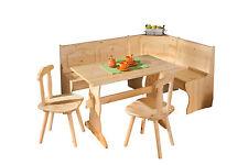 Eckbank holz  Eckbänke aus Holz | eBay