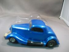 """1/24 Cleae slot car body, 34 ford fits 4"""" flexi chassis"""