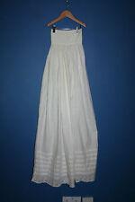 Antique Victorian Baby Gown Wrap Petticoat (#57)