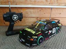 HPI Sprint 2 BMW E36 Coupe DRIFT Car  4x4 1:10 Vintage Tekin GM Racing