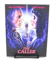 The Caller (1987) [Vinegar Syndrome Limited Edition Blu-ray w/ Slipcover]