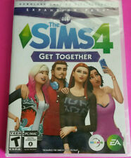 NEW - Sims 4 Get Together (Windows / Mac) Computer Game - Free Shipping!!