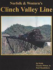 Norfolk Western Southern Clinch Valley NW Va Virginia book