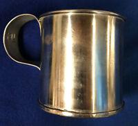 US Model 1874 Tinned Steel Cup - Indian Wars