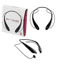 OEM LG TONE ULTRA HBS-800 HBS800 WIRELESS BLUETOOTH STEREO HEADSET BLACK JBL