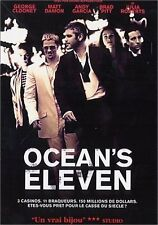 DVD *** OCEAN'S ELEVEN  *** neuf sous cello