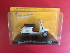 VESPA PIAGGIO 1:18 PK 125 AUTOMATICA 1984 Fassi Toys + BOX Modellino NUOVO !!!