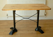 Vintage/Retro Rectangle Kitchen & Dining Tables
