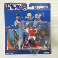 Starting Lineup 1998 Cleveland Indians Sandy Alomar Jr MLB Baseball Figure