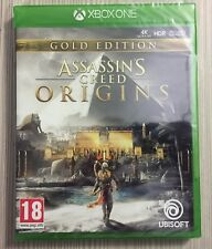 Assassin's creed origins GOLD EDITION UK like new (DLC are NEW)
