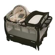Graco Pack 'n Play 1857692 Rittenhouse Playard with Cuddle Cove Rocking Seat