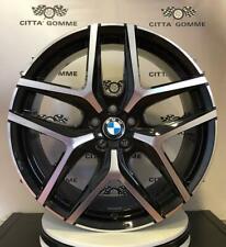 """Cerchi in lega BMW X1 X2 X3 X4 SERIE 3 5 Z4 2017> SERIE 2 da 18"""" NUOVI, TOP NEW"""