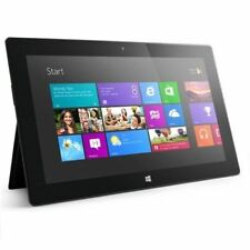 Microsoft Surface 32 GB, Wi-Fi, 10.6 in (approx. 26.92 cm), BT 2 xcamera, Ventana RT 8.1 tablet-Negro