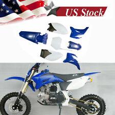 For YAMAHA TTR110 Plastic Fairings Fender Body Kit Dirt Pit Bike 110cc 125cc