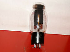 1 x JAN-CRC-5X4g Tube *Black Plates*D-Getter*Hanging Filament*Strong & Balanced*