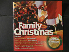 Music CD: Family Christmas by Various Artists includes JimmyDurante-FredAstaire