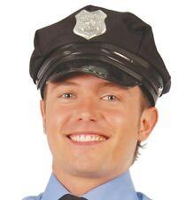 Cappello POLIZIOTTO  polizia carnevale, party accessori g13714