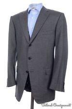 ERMENEGILDO ZEGNA Recent Woven CASHMERE SILK Blazer Sport Coat Jacket - 46 L