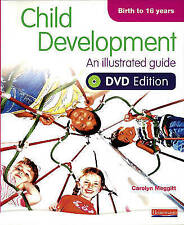 Child Development: An Illustrated Guide, DVD Edition-ExLibrary