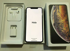 "New Apple™iPhone XS Max -512GB -Gold- AT&T Cricket -12MP 4GB RAM 6.5"" Smartphone"