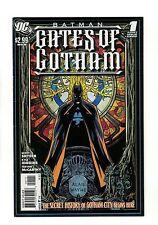 Batman - Gates of Gotham #1 | DC Comics - July 2011
