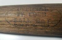 VINTAGE ORIGINAL 1909 TY COBB STORE MODEL BAT