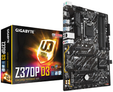 Gigabyte Z370P D3 - ATX Motherboard for Intel Socket 1151 CPUs