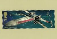 Star Wars Post Cards Royal Mail PHQ Stamp Cards - Choose Character