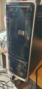 HP Pavilion Slimline S5000 S5753w PC Windows 7 Premium 4GB RAM 500 GB HDD