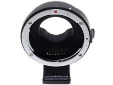 Adapter x obiettivi Canon EOS EF su micro 4/3 Autofocus. MFT-EF booster 0,71x