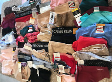 LOT of 50 Mixed Underwear Lot Wacoal Calvin Klein Bali Retail $1500 Wholesale