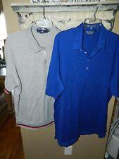 Ralph Lauren Polo Golf/Sport Shirt/Pullover Mens  Size X Large - Lot of 2
