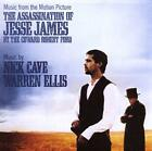 Music From The Motion Picture The Assassination Of Jesse James By The C (NEW CD)