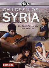Frontline: Children of Syria (DVD) Syrian War Family Documentary BRAND NEW