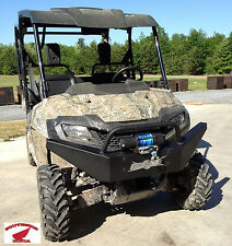 STRONG MADE WINCH SERIES FRONT BUMPER WITH WINCH MOUNT HONDA PIONEER 700